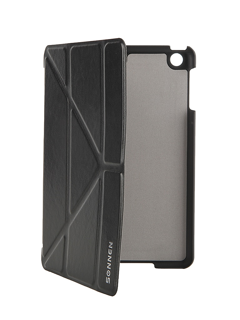 Аксессуар Чехол-обложка SONNEN for APPLE iPad mini иск