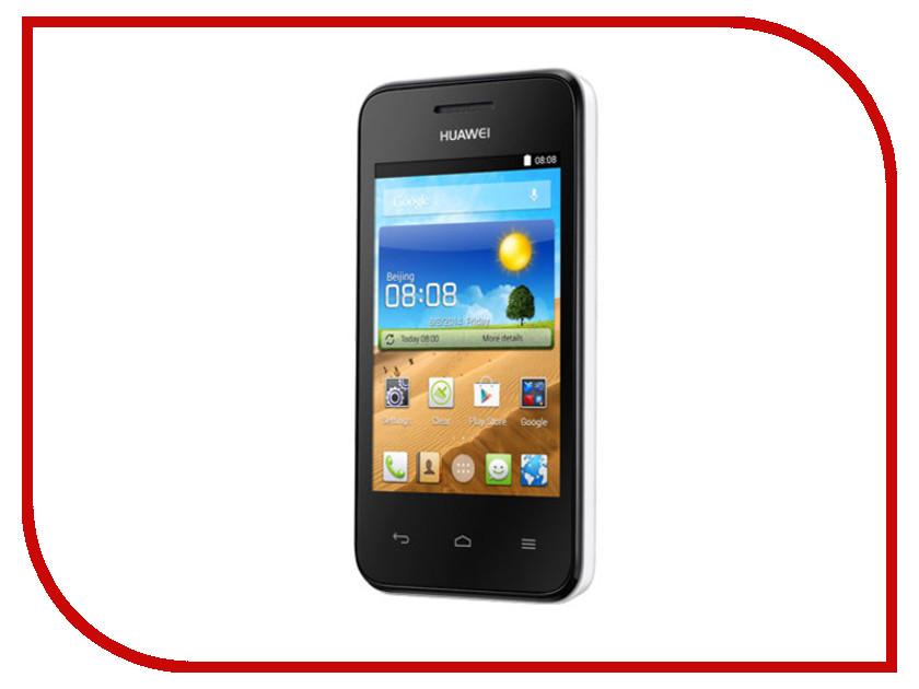 Сотовый телефон Huawei Ascend Y221 White