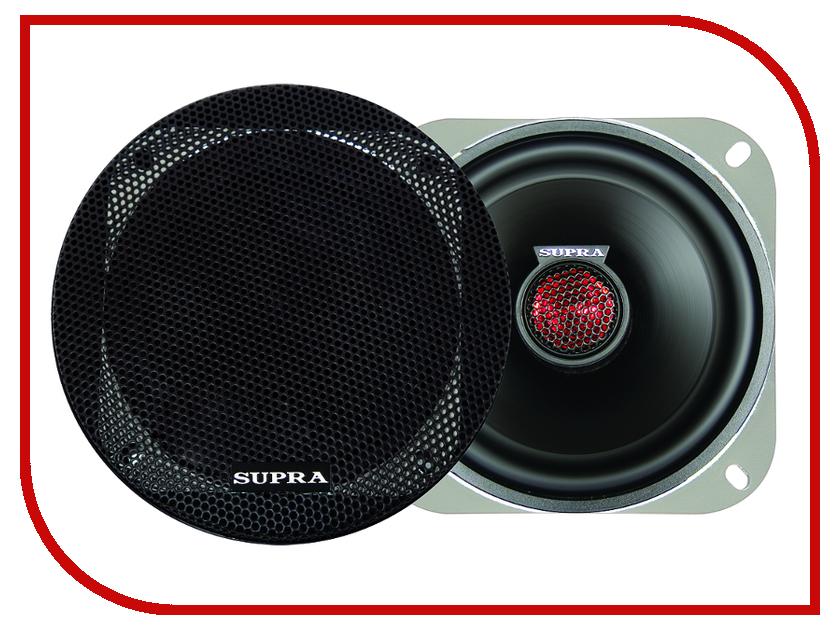 Автоакустика SUPRA TBS-402 усилитель автомобильный supra tbs a2160