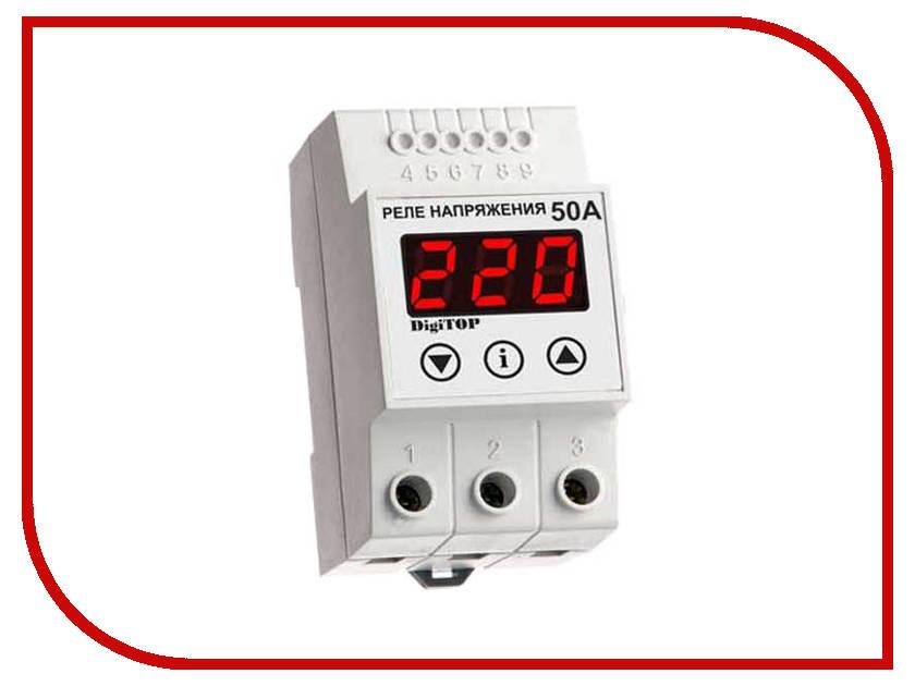 Реле контроля напряжения Digitop Vp-50A [vk] mcbc1250cl ssr 50a burst fire control 10v relays