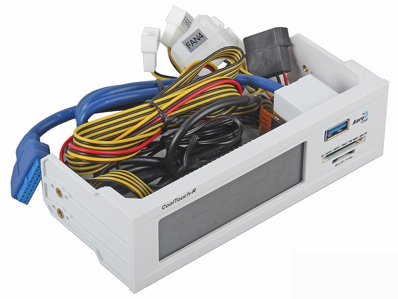 Аксессуар AeroCool Cool Touch-R White - контроллер