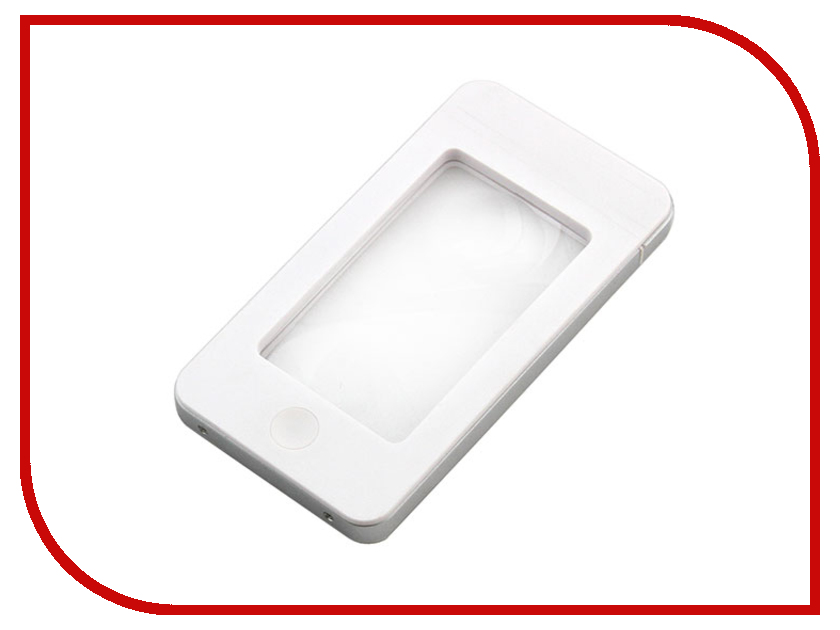 Оптическая лупа Veber G188 White