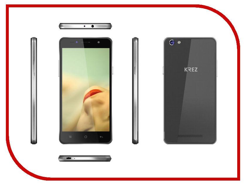 Сотовый телефон KREZ SM503B8 DUO LTE ноутбук cloudbook krez n1401
