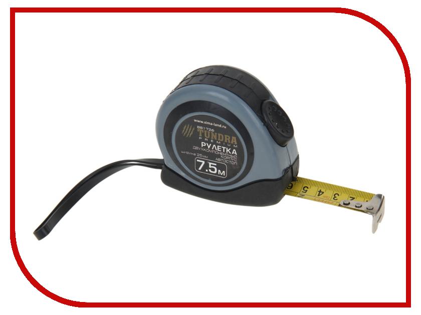 Рулетка Tundra Premium 881726 электроинструмент tundra comfort 1206765
