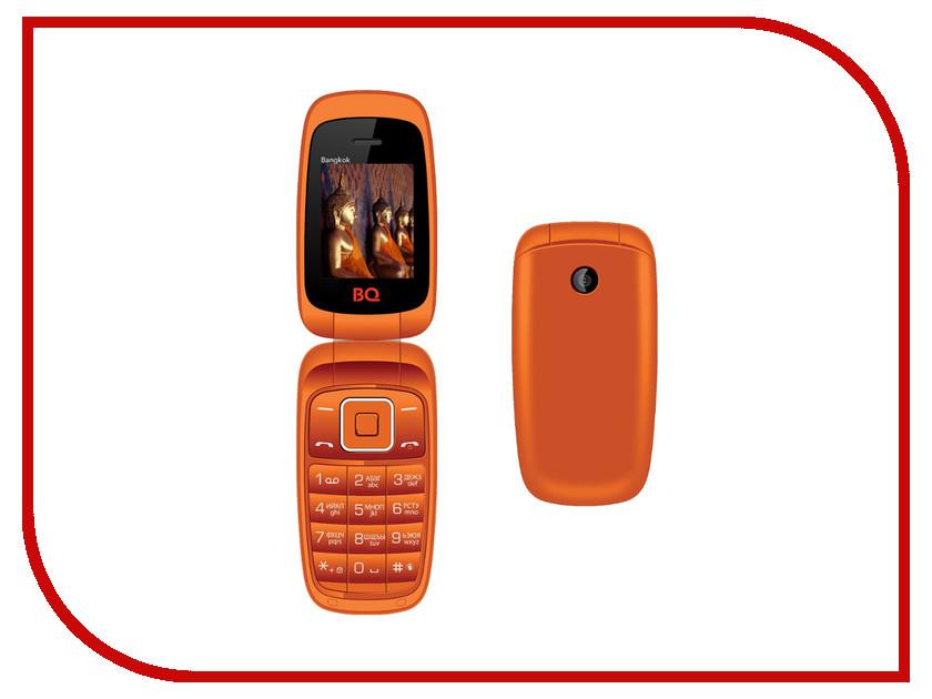 Сотовый телефон BQ BQM-1801 Bangkok Orange сотовый телефон bq bqm 1801 bangkok orange