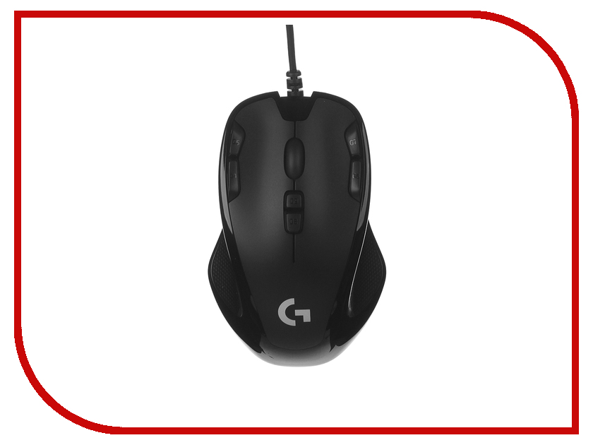 Мышь Logitech G300s Gaming Mouse Black USB 910-004345