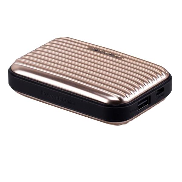 Аккумулятор MOMAX iPower Go Mini 8400mAh Gold