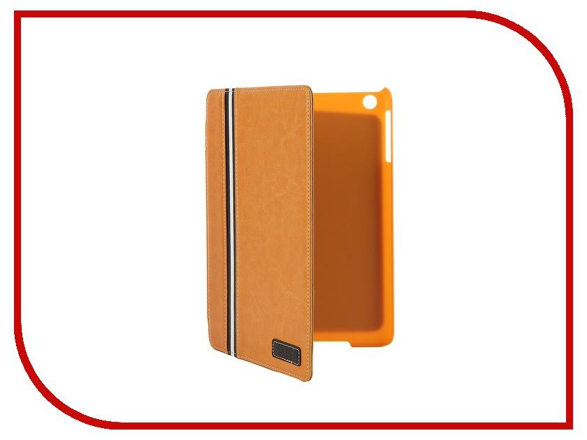 Аксессуар Чехол MOMAX Flip Diary для iPad mini Retina Orange<br>