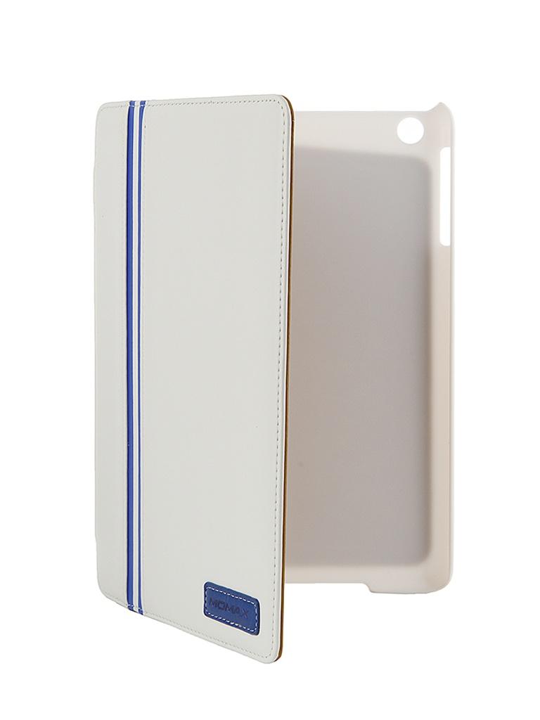 Аксессуар Чехол MOMAX Flip Diary для iPad mini Retina White<br>