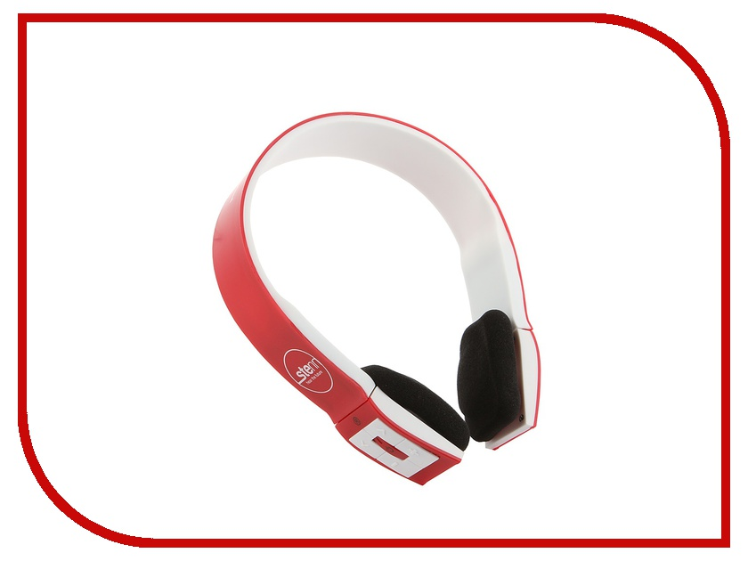 Гарнитура Stenn SB-160 Red<br>