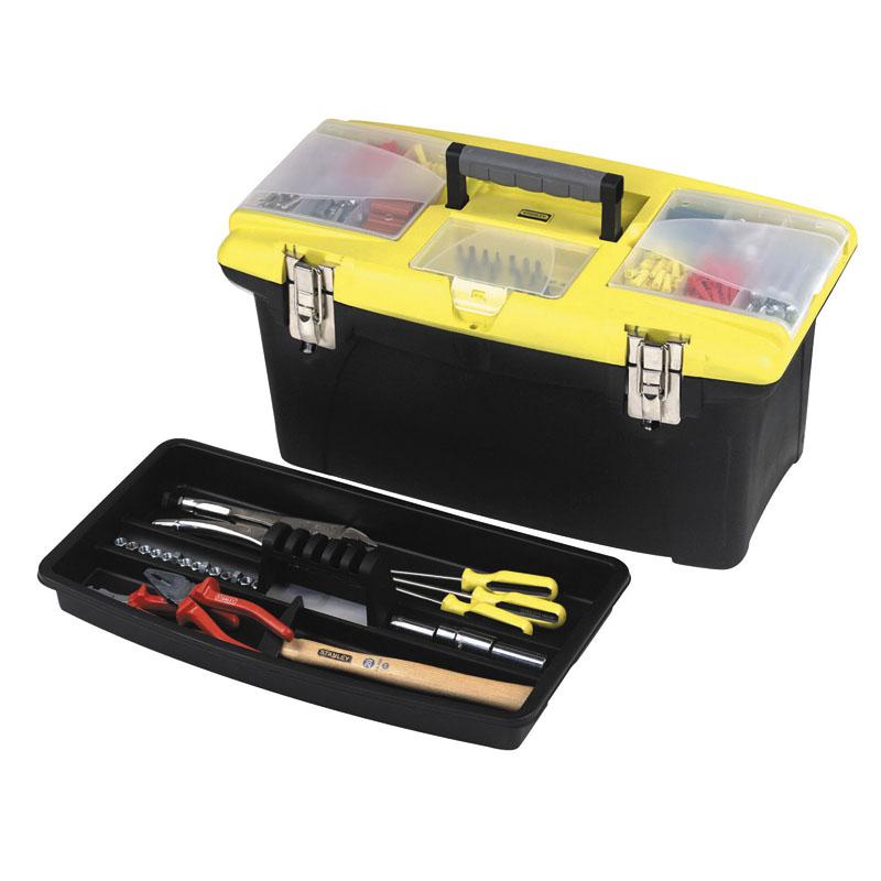 Ящик для инструментов Stanley Jumbo 1-92-906 ящик для инструментов stanley 1 92 734