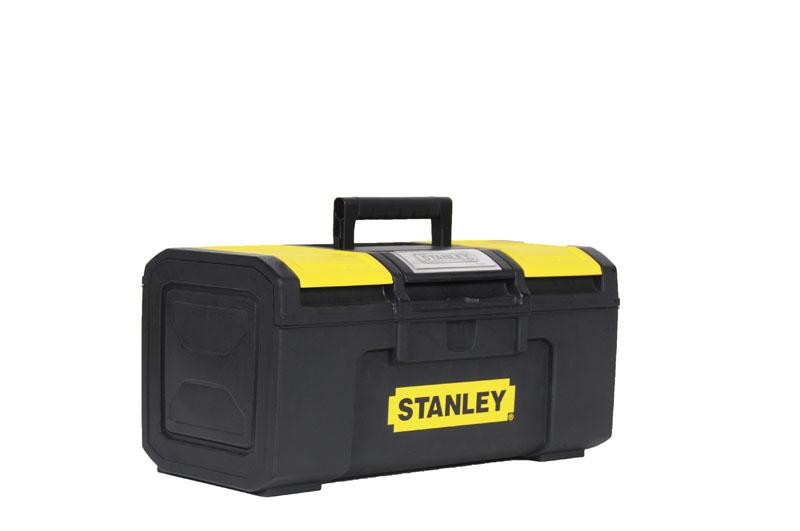 Ящик для инструментов Stanley 1-79-216 ящик с органайзером stanley 1 79 216 line toolbox 39 4x22x16 2 см 16 черный