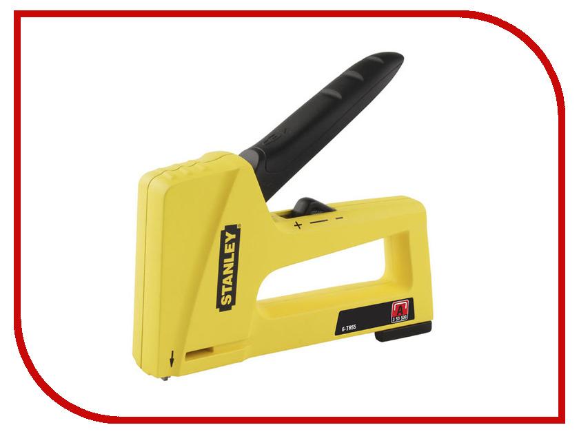 Степлер Stanley Light Duty 6-TR55 STHT6-70409 степлер механический stanley light duty 6 tr45