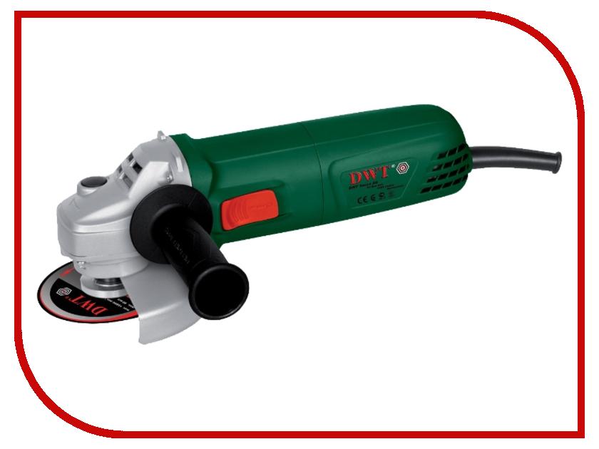 Шлифовальная машина DWT WS08-125 V<br>