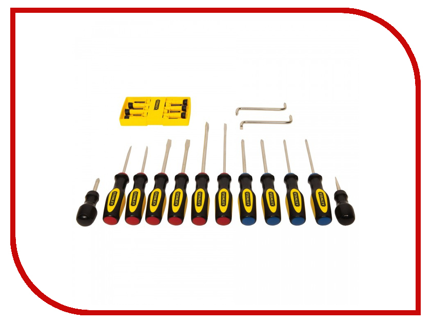 Набор инструмента Stanley Basic 0-60-220<br>