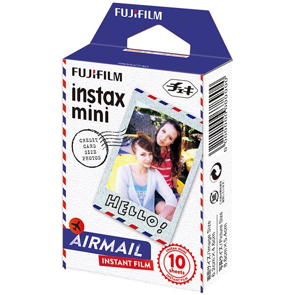 Аксессуар FujiFilm Colorfilm Air 10/1PK для Instax Mini