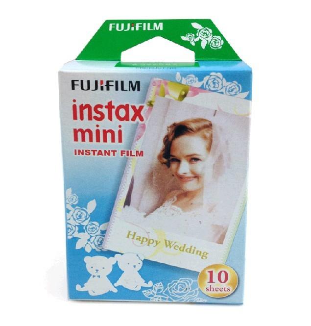 Аксессуар FujiFilm Colorfilm Wedding 10/1PK для Instax Mini