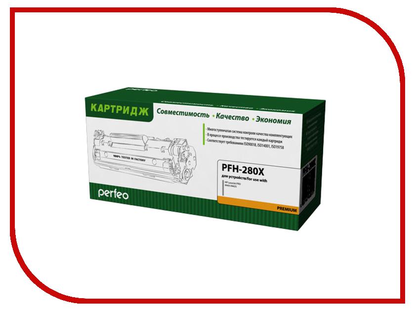 Картридж Perfeo CF280X PFH-280X yokohama iceguard studless g075 215 70 r16 100q