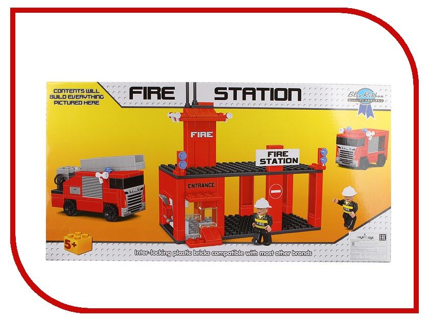 Игрушка Click Brick Пожарная Станция 0043<br>