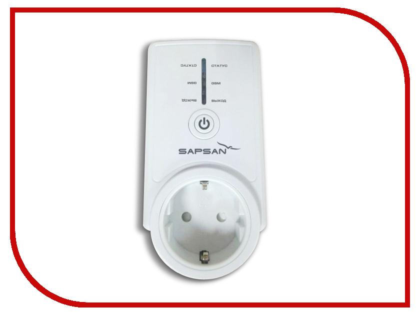 Розетка Sapsan PRO 10 GSM sapsan gsm pro 7 беспроводная gsm сигнализация