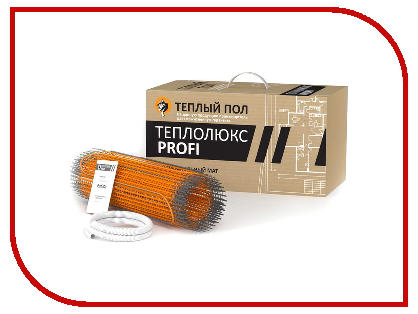 Теплый пол Теплолюкс PROFI ProfiMat 160-6.0