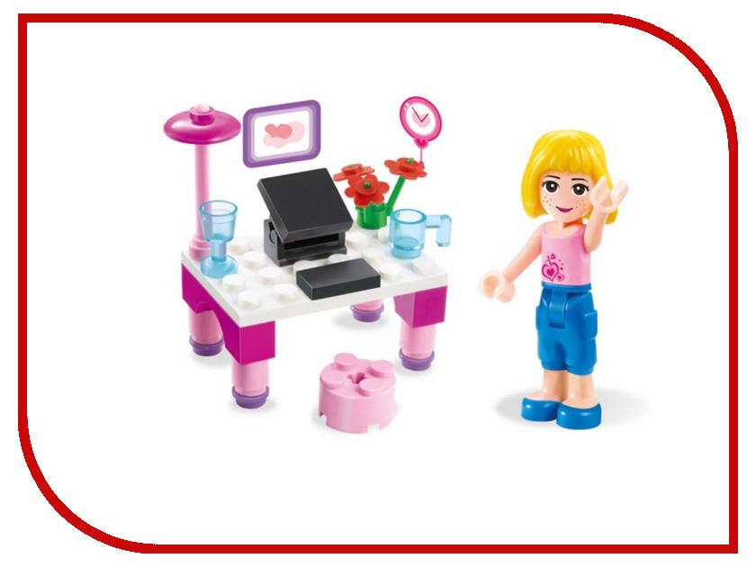 Игрушка SuperBlock Модница Girll Офис HY0800