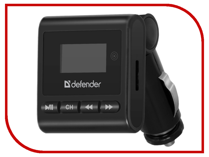 FM-Трансмиттер Defender RT-Basic 83554<br>