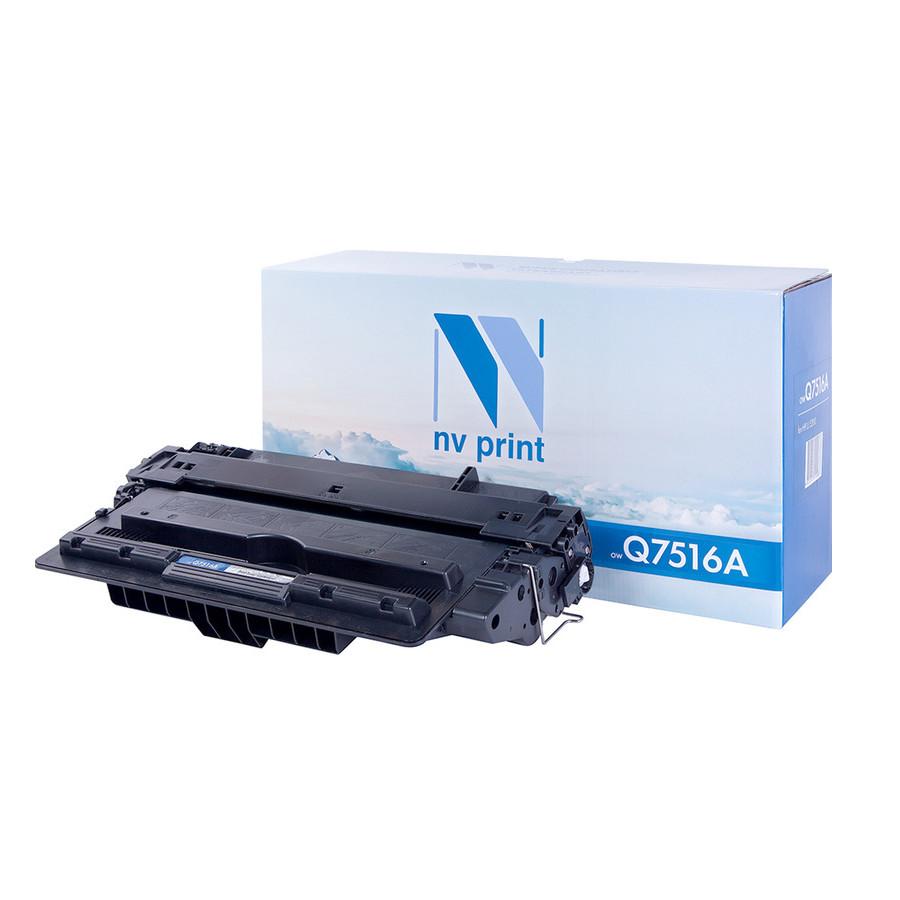 Картридж NV Print Q7516A для HP LJ 5200 / 5200DTN 5200L 5200TN 5200N 5200LX