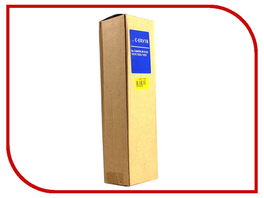 Картридж NV Print C-EXV18 для Canon iR-1018 / iR-1020 / iR-1022 / iR-1024<br>