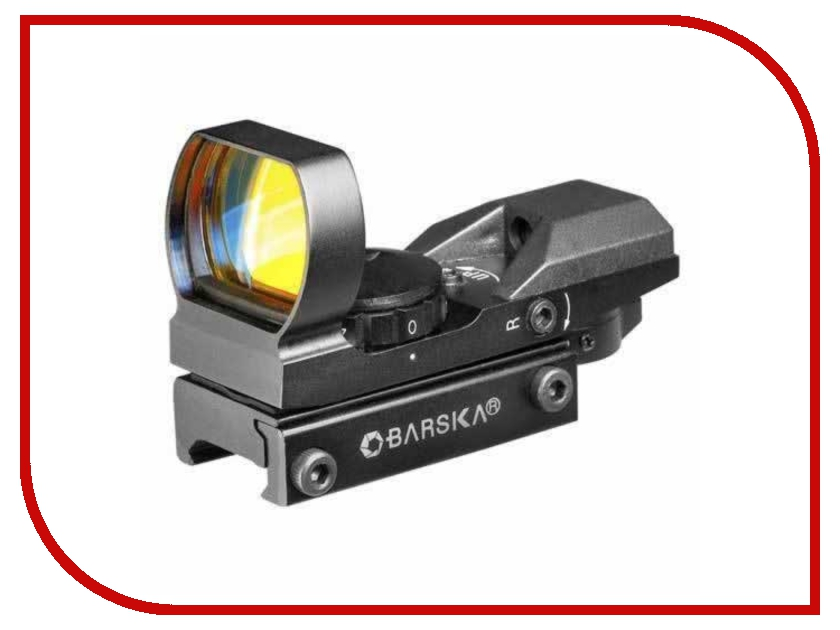 Прицел Barska Electro Sight 1x22x33 AC10632<br>