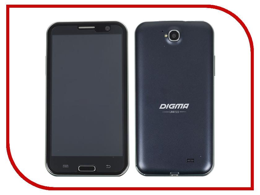 Сотовый телефон Digma PT554Q Linx 5.5 3G<br>