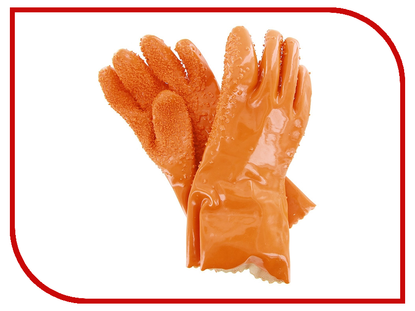 Кухонная принадлежность Bradex Шкурка TD - перчатки для чистки овощей TD 0005<br>