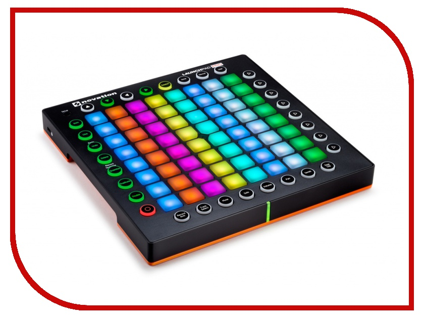 MIDI-контроллер Novation LaunchPad Pro novation launchkey 49 mk2