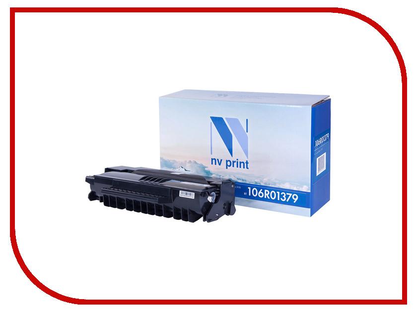 Картридж NV Print 106R01379 для Xerox Phaser 3100 4000k paper crane print drop waist mini dress