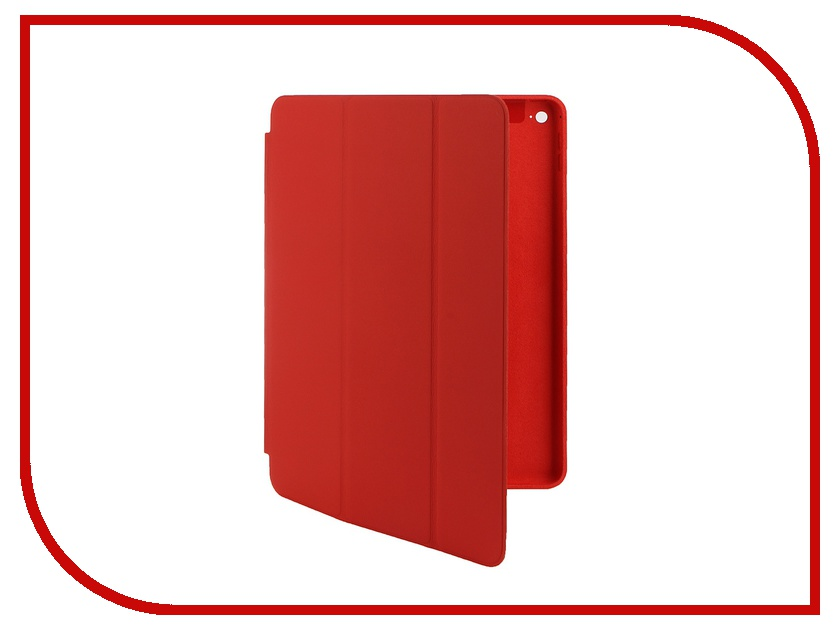 Аксессуар Чехол APPLE iPad Air 2 Smart Case Red MGTW2ZM/A<br>