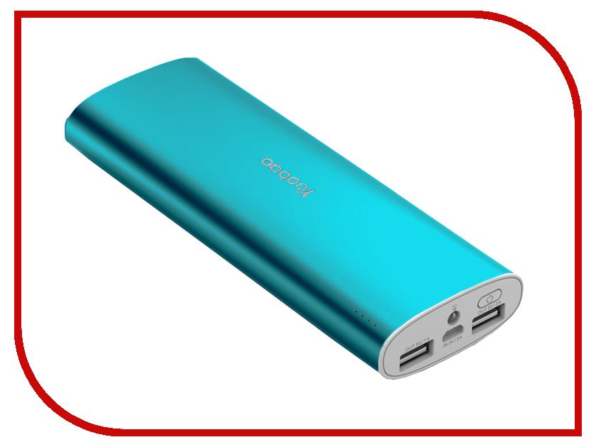Аккумулятор Yoobao 15600 mAh YB-6017 Blue<br>