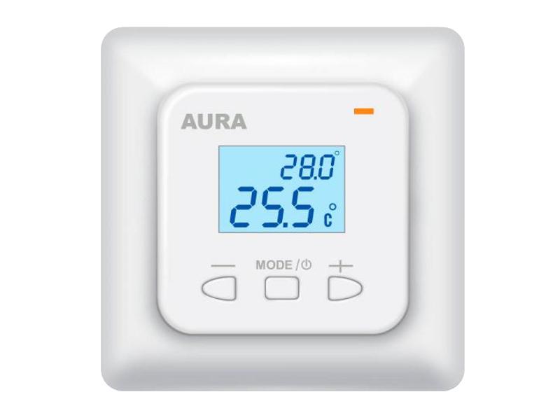 Терморегулятор AURA LTC 530 Cream цена