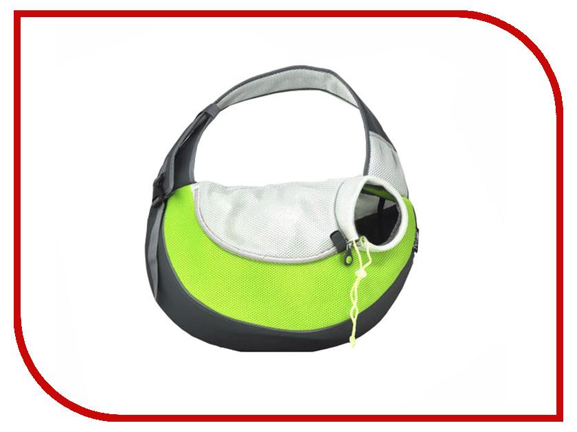 Переноска Crazy Paws Smal 25x15.5x43cm Green DPETC023-GN<br>