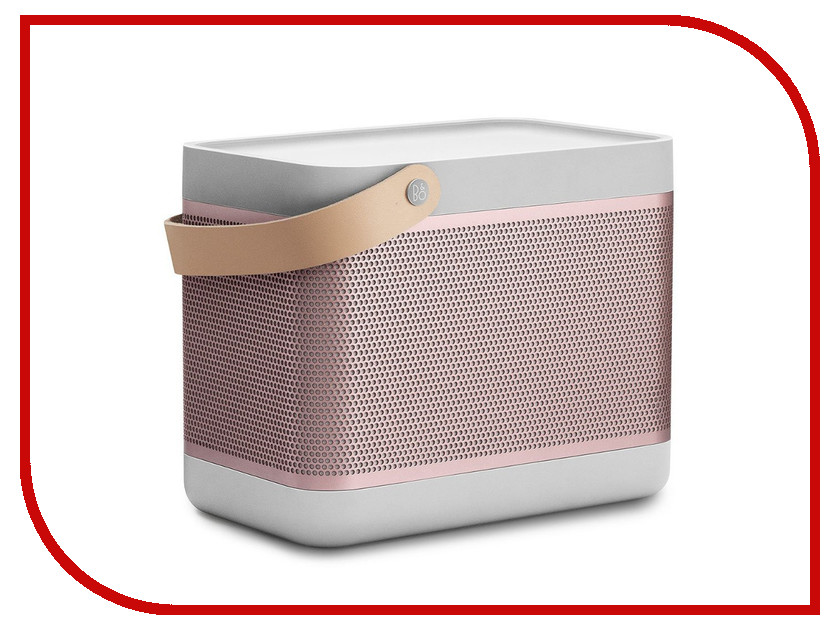 Колонки Bang & Olufsen Beolit 15 Shaded Rosa