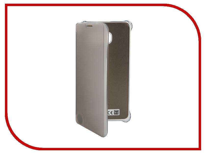 Аксессуар Чехол Samsung SM-G928 Galaxy S6 Edge+ Clear View Gold SAM-EF-ZG928CFEGRU<br>