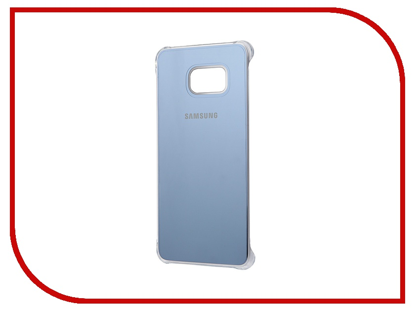 цена на Аксессуар Чехол-накладка Samsung SM-G928 Galaxy S6 Edge+ Glossy Cover Black SAM-EF-QG928MBEGRU