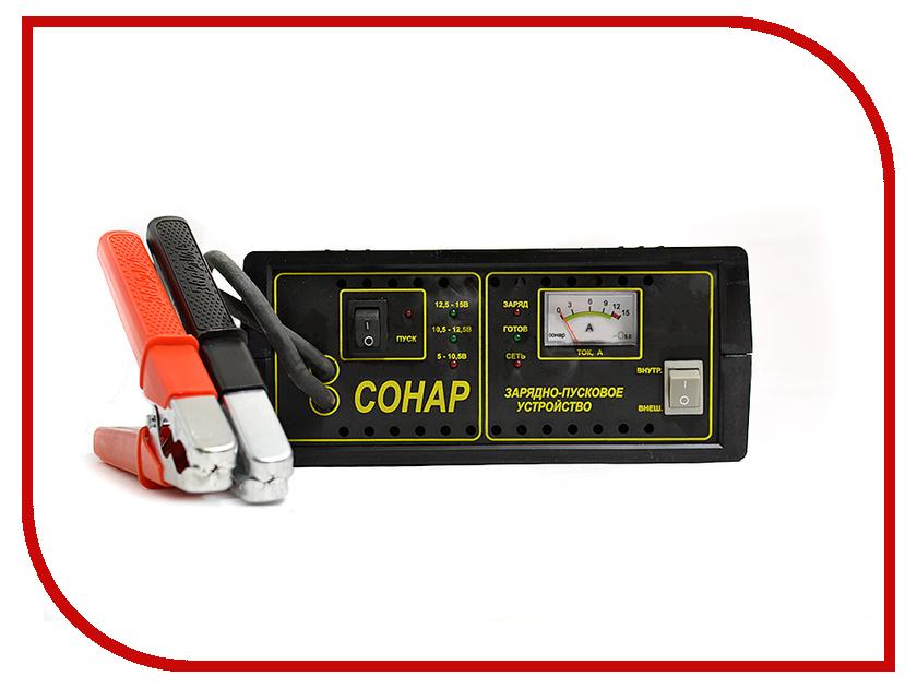 Зарядное устройство для автомобильных аккумуляторов СОНАР УЗП 211