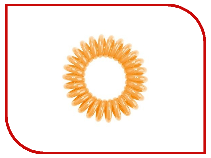 Резинка для волос HH Simonsen Hair Bobbles Orange 20021