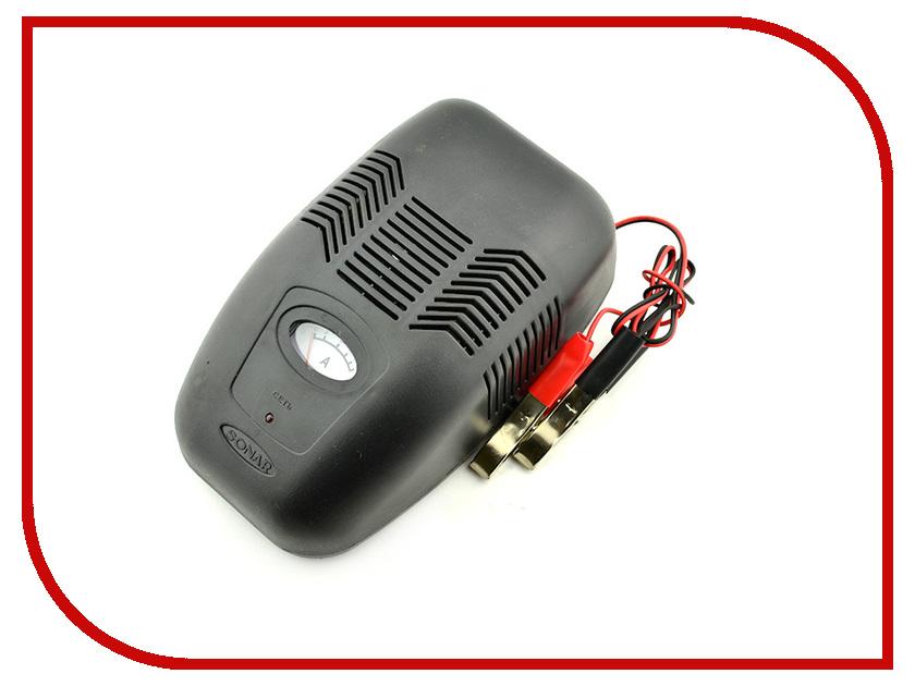 Зарядное устройство для автомобильных аккумуляторов СОНАР УЗ 202.01П<br>
