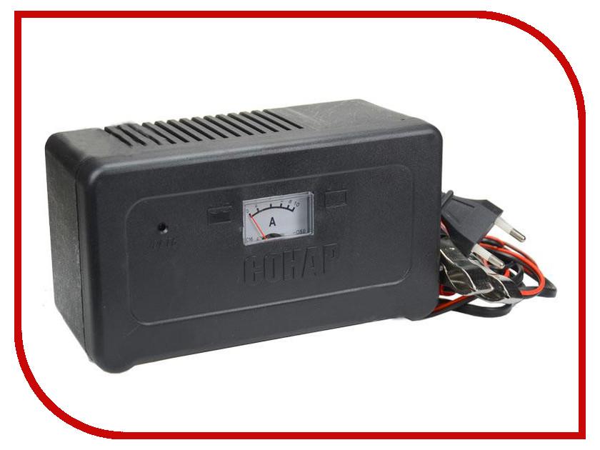 Зарядное устройство для автомобильных аккумуляторов СОНАР УЗ 201П<br>