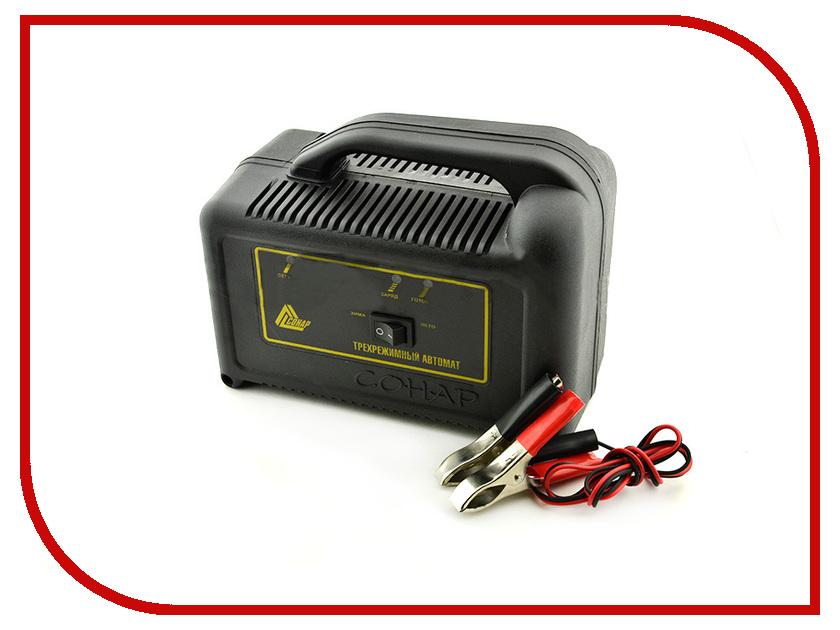 Зарядное устройство для автомобильных аккумуляторов СОНАР УЗ 207.01