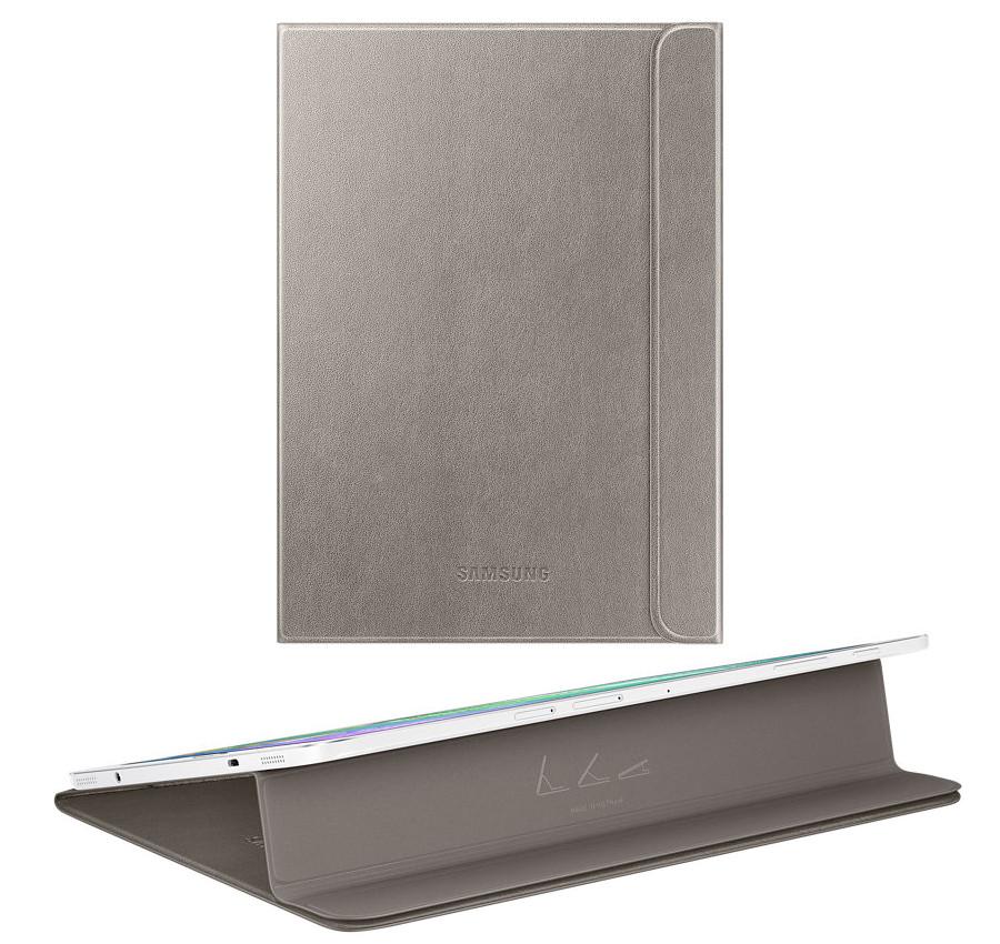 Аксессуар Чехол Samsung Galaxy Tab S2 9.7 Book Cover Gold EF-BT810PFEGRU<br>