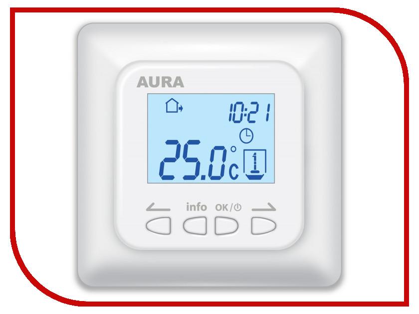 Терморегулятор AURA LTC 730 Cream терморегулятор