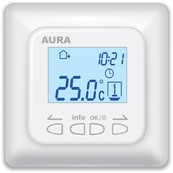 Аксессуар AURA LTC 730 Cream терморегулятор