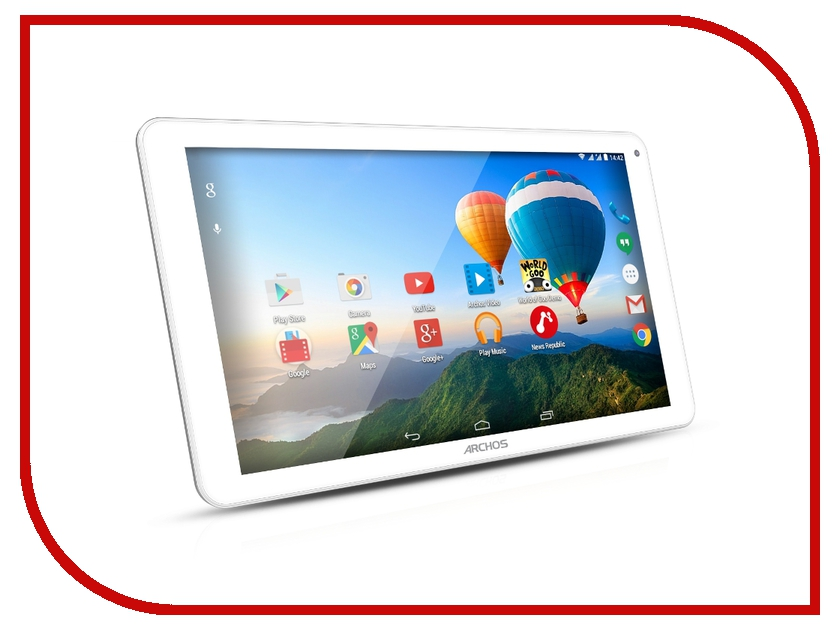 Планшет Archos 101 Xenon Lite 3G 502951 MTK 8382 1.3 GHz/1024Mb/16Gb/3G/GPS/Wi-Fi/Bluetooth/Cam/10.1/1024x600/Android<br>